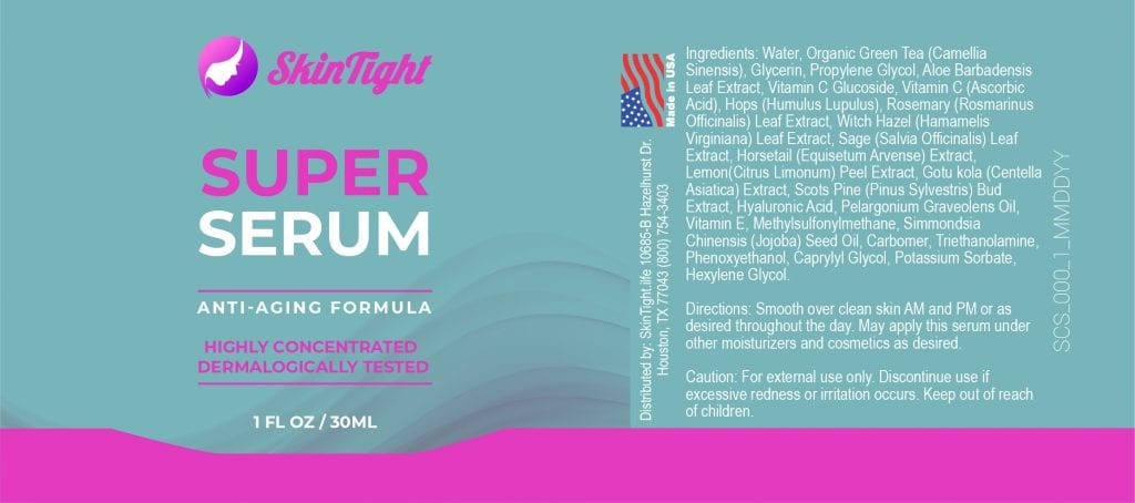 SkinTight Super Serum