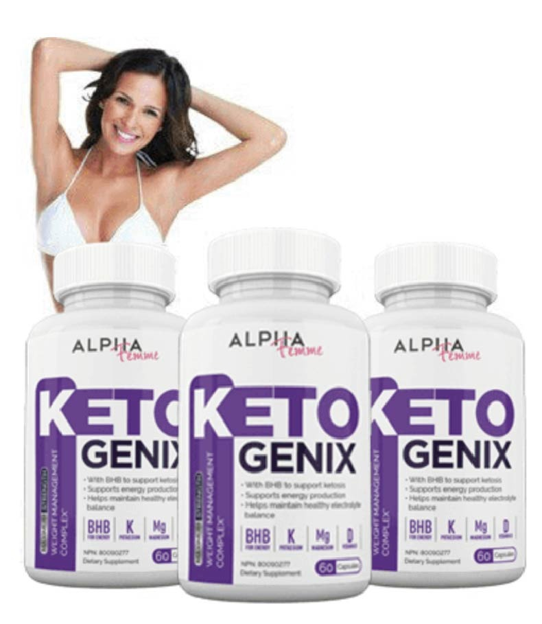 Alpha Femme Keto Genix Reviews