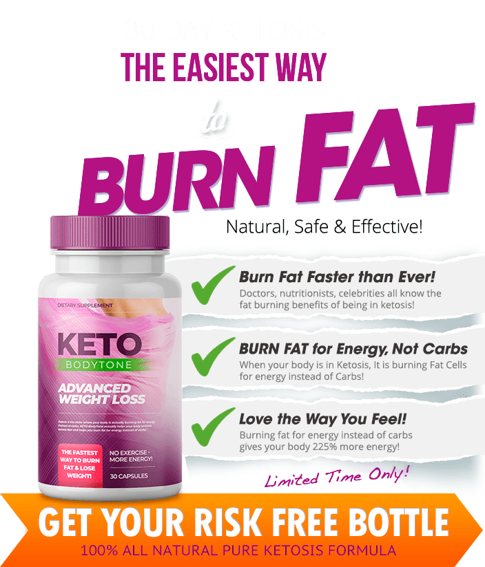 Keto Bodytone Ingredients